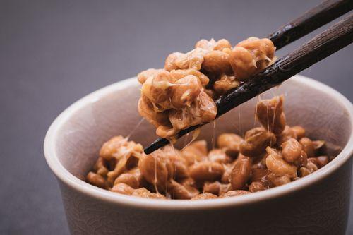 ナットウキナーゼが豊富な納豆