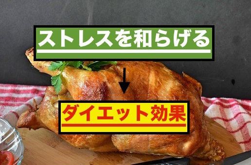 パントテン酸を含む鶏肉